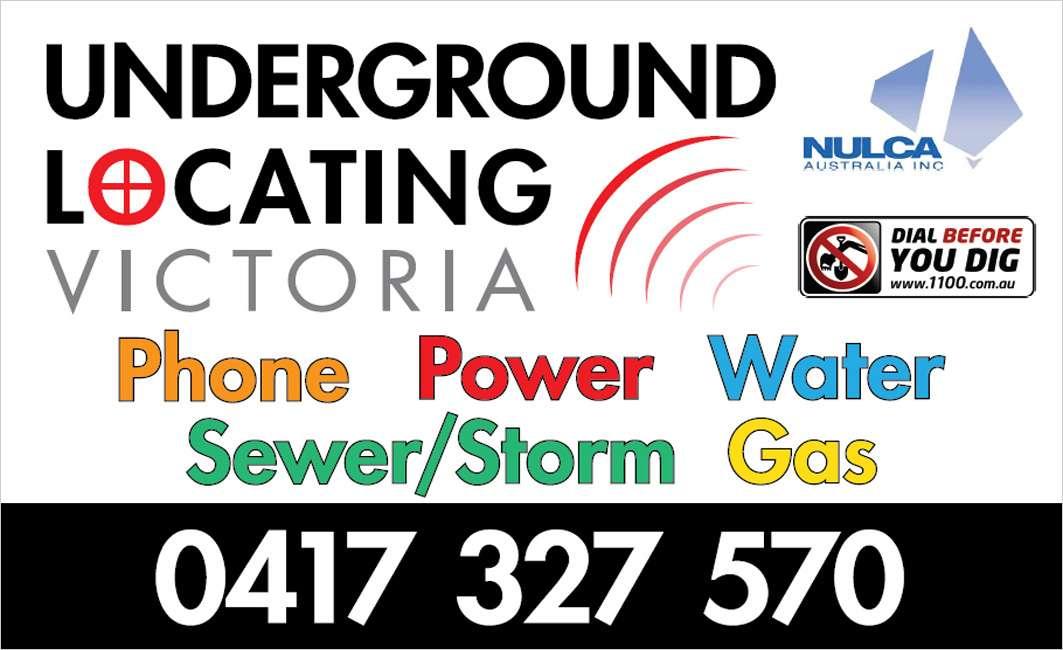 UndergroundLocating