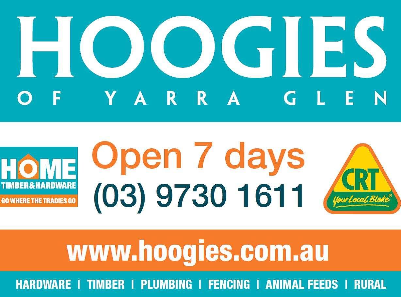 Hoogies Aqua Logo